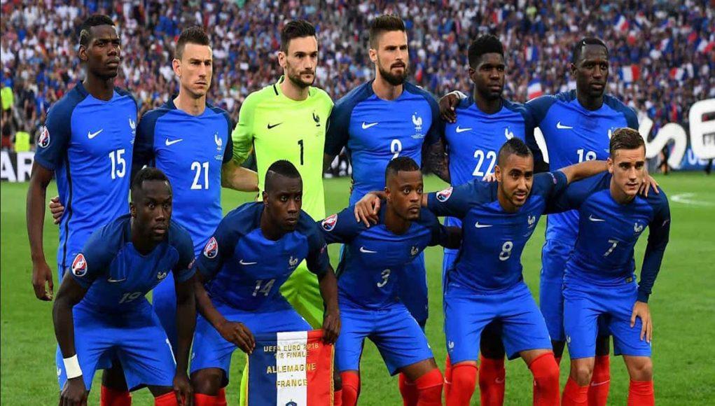 ทีมชาติฝรั่งเศส