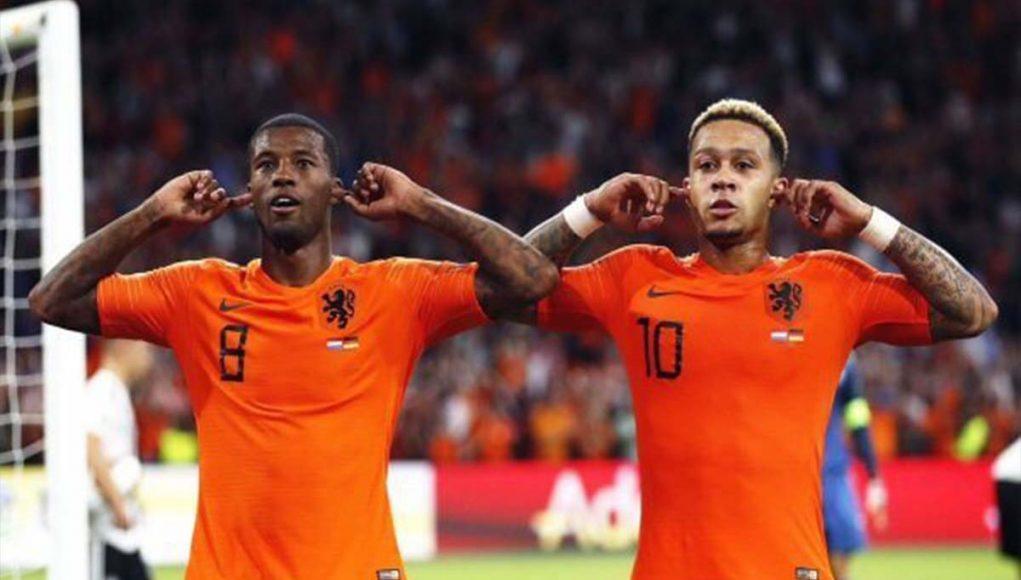 ทีมชาติฮอลแลนด์